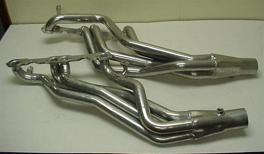 Pacesetter 96-97 Camaro / Firebird 5.7L LT1 PaceSetter Long Tube Headers w/ARMOR*Coat 72C2237