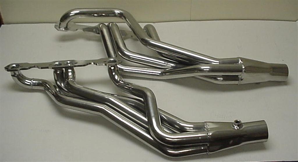 Pacesetter 93-97 Camaro/Firebird 5.7L LT1, PaceSetter Long Tube Headers, RACE w/ARMOR*Coat 72C2239