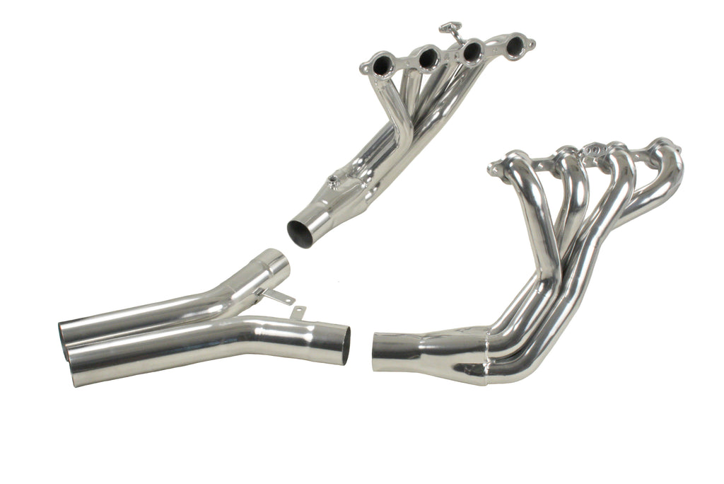 "Pacesetter 97-04 C5 Corvette w/AIR 5.7L, 1-7/8"" ARMOR*Coat Long Tube Headers 72C2370"