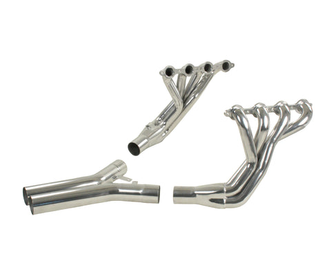 "Pacesetter 05-13 C6/Z06 Corvette 6.0/6.2/7.0L, 1-7/8"" ARMOR*Coat Long Tube Headers 72C2374"