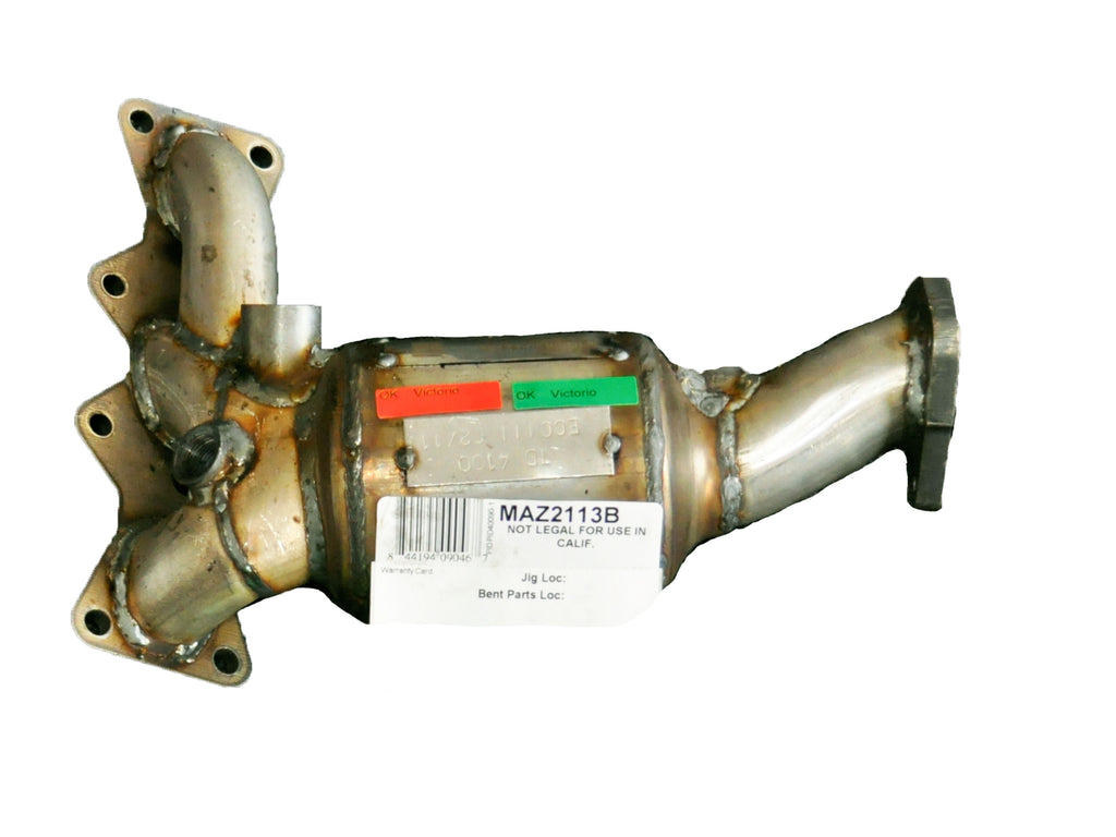 Pacesetter 00-02 626 V6 2.5 Front Right Catalytic Converter 757661