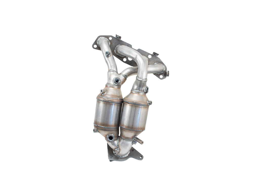 Pacesetter 757490 Manifold Raw Steel Direct Fit Catalytic Converter Toyota 07-09 Camry CA Emissions Non C.A.R.B. Compliant 2.4L