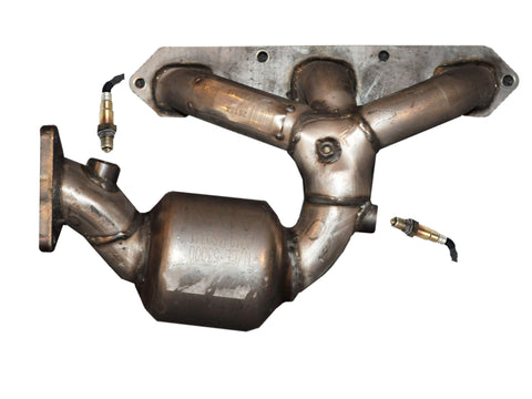 Pacesetter 00-04 Boxster H6 2.7 / 3.2 Front Left Catalytic Converter 757709