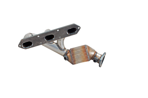 Pacesetter 06 Boxster H6 3.2; 06-08 Cayman, 07-08 Boxster H6 3.4; 07-08 Boxster / Cayman H6 2.7 Drivers Side Catalytic Converter 757711