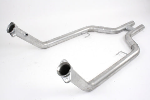 Pacesetter Off Road H-pipe, 2005-10 Mustang GT 82-1118