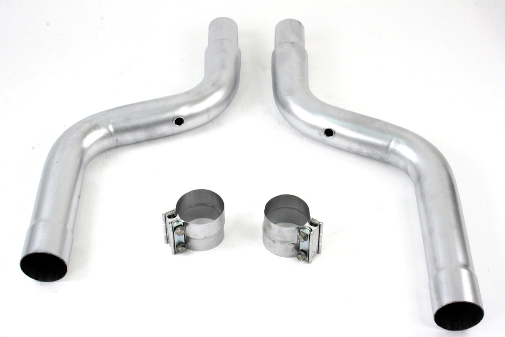 Pacesetter Off-Road Long Tube Header Ext., 04-08 Magnum/300C/Charger. Use w/70-2242, 72C2242 82-1132