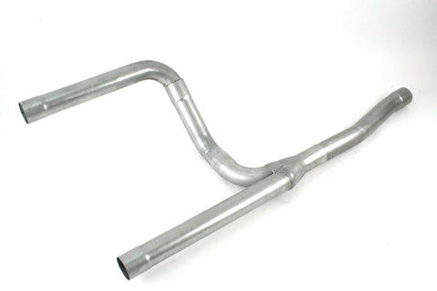 Pacesetter Off Road Y-Pipe, 03-06 Dodge RAM. Use with #70-2211, 72C2211 82-1187