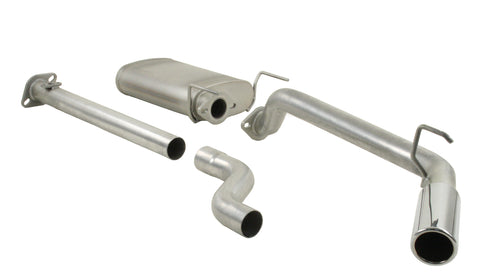 Pacesetter 86-95 Toyota P.U., All W.B., TFX Performance Exhaust System 86-2800