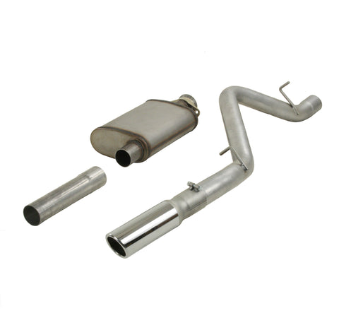 Pacesetter 04-06 Jeep TJ Unlimited TFX Performance Exhaust System 86-2876