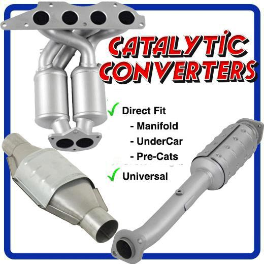 Catalytic Converters for Cars and Trucks, Foreign and Domestic