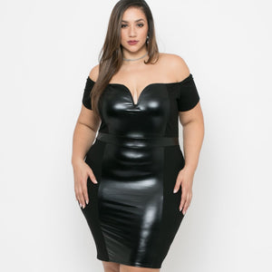 https://curvysense.com/collections/plus-size-women-new-arrivals/products/plus-size-naomi-faux-leather-bodycon-dress-black