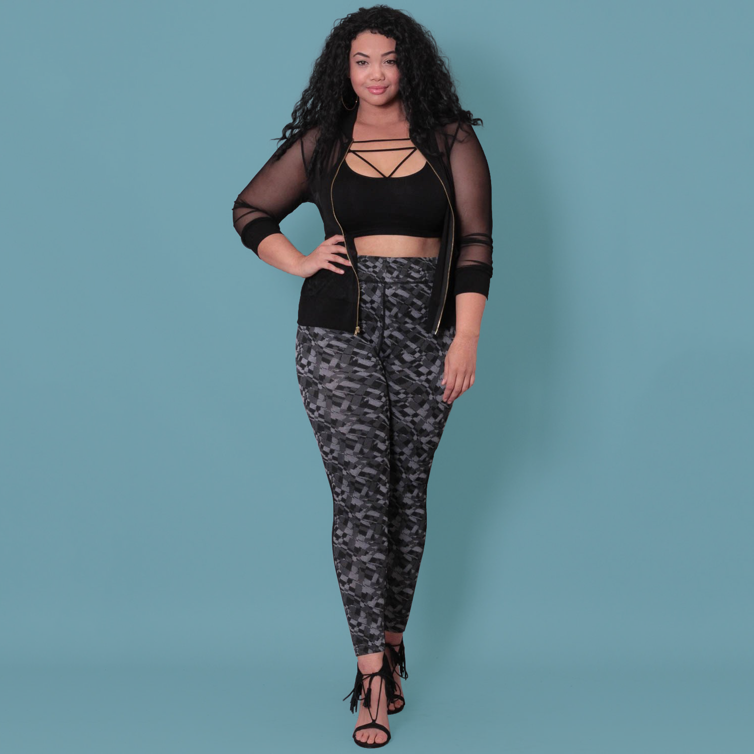 An Introduction: Plus Size Athleisure Wear - Curvy Sense
