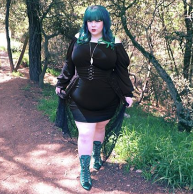 The Verdict Is In! @VintageorTacky Says How True To Size Curvy Sense Really Is