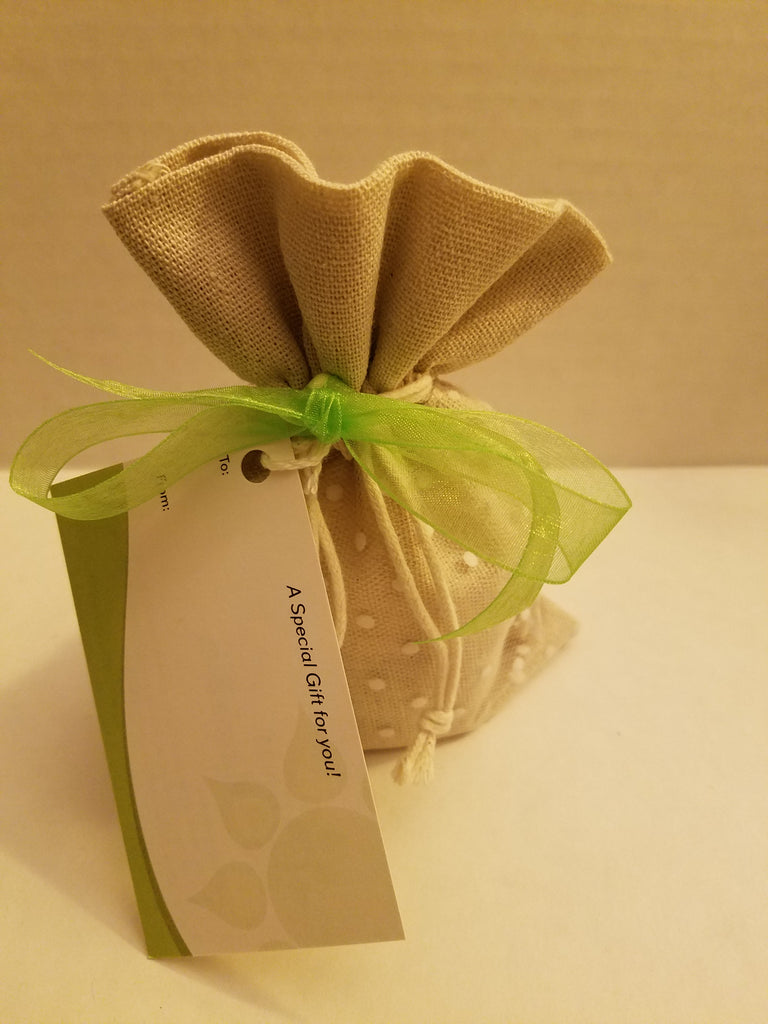 Gift Bag 2 OZ Jar - Go Green Miracle Balm