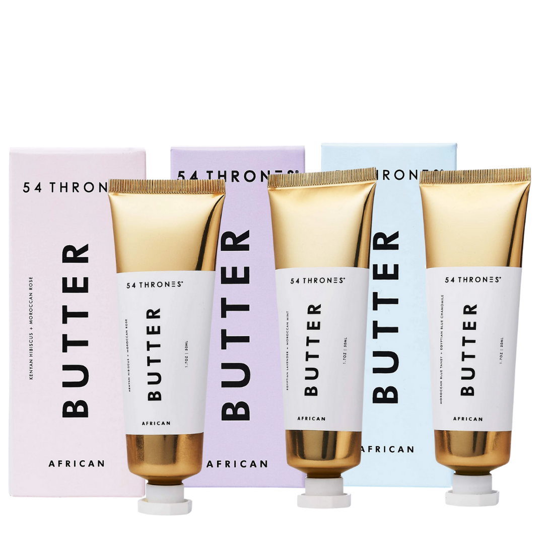 Flower Beauty Butter Set