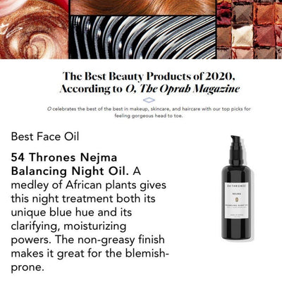 Nejma: Balancing Night Oil