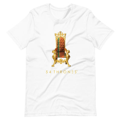 Kente Throne Unisex T-Shirt