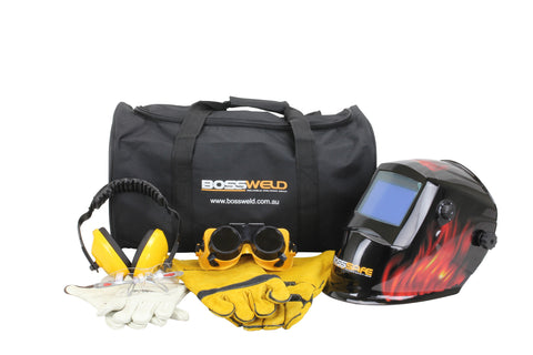 BossSafe Student Safety Kit-Blaze