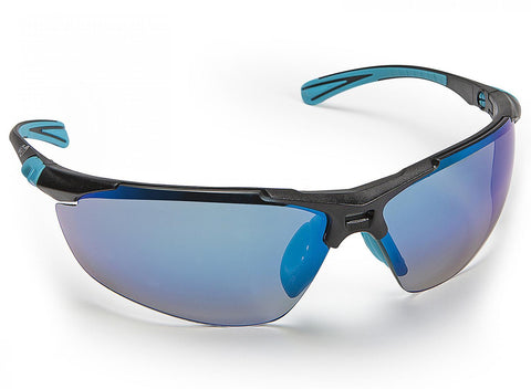 Force360 24/7 Blue Mirror Lens Safety Spectacle