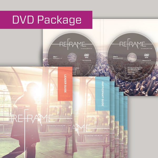 ReFrame DVD Package (with select subtitles)