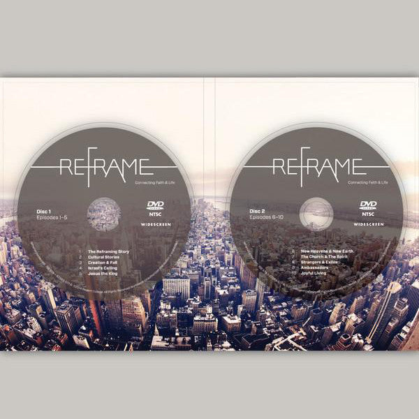 ReFrame DVD (with select subtitles)