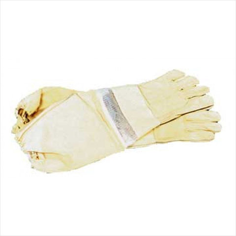 Lighter Weight Ventilated Leather Gloves