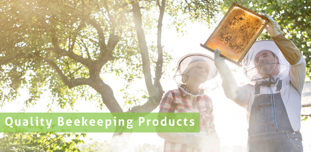 quality beekeeping products