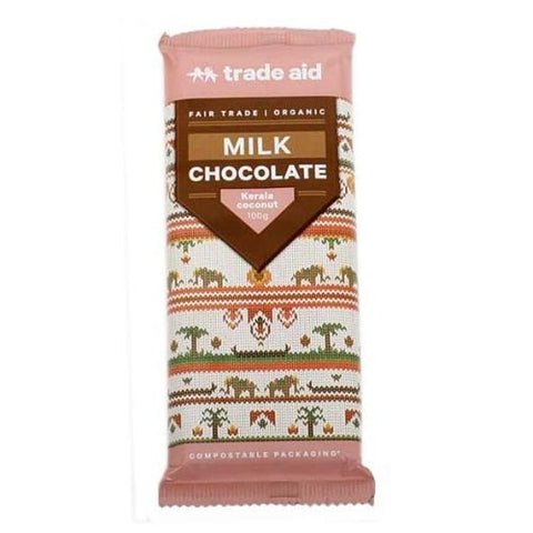 Kerala Coconut Milk Chocolate (12 x 100g)