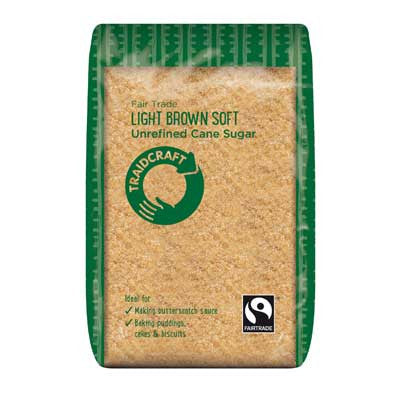 Light Brown Soft Sugar (500g)