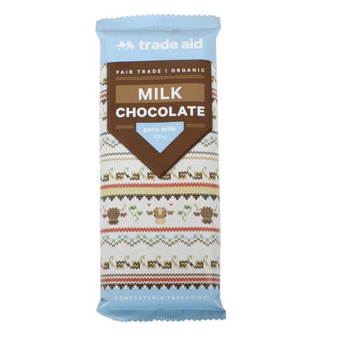 Milk Chocolate - Pure Milk (12 x 100g)