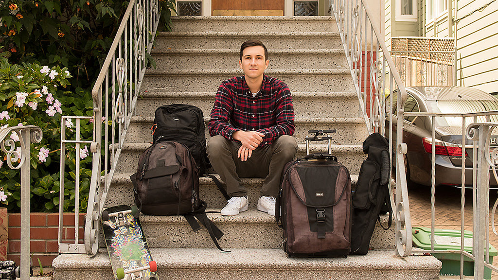 My Bag: Kyle Camarillo