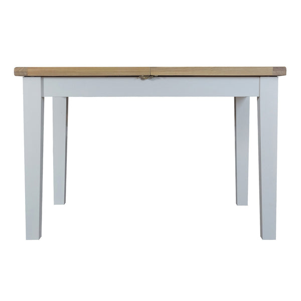 Cotswold 1.2 Butterfly Extending Table - Grey Painted