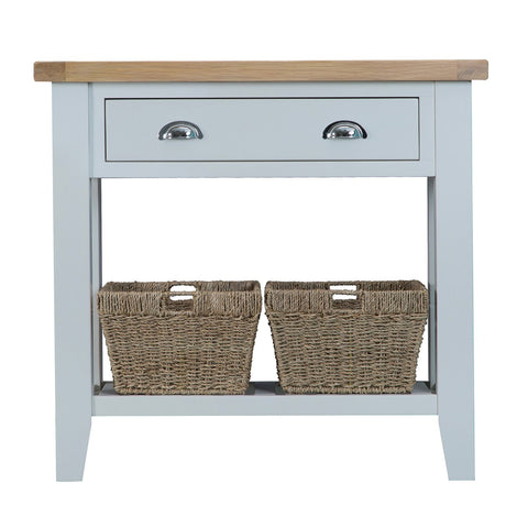 Cotswold Console Table - Grey Painted