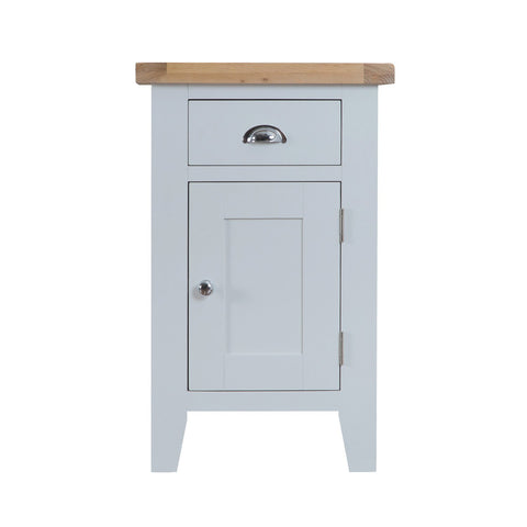 Cotswold Small Cupboard - Grey Painted