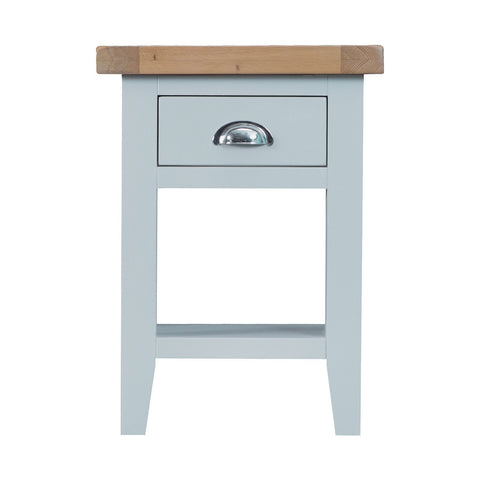 Cotswold Side Table - Grey Painted