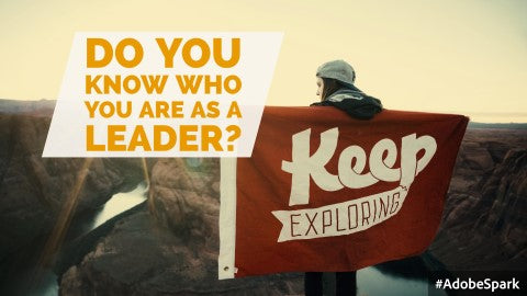 Know you as Leader