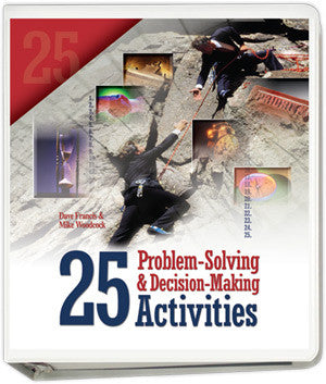 25 Problem Solving Activities Cover Image