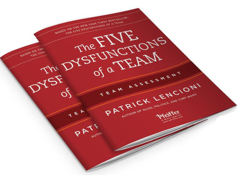 The Five Dysfunctions of a Team Participant Team Assessment