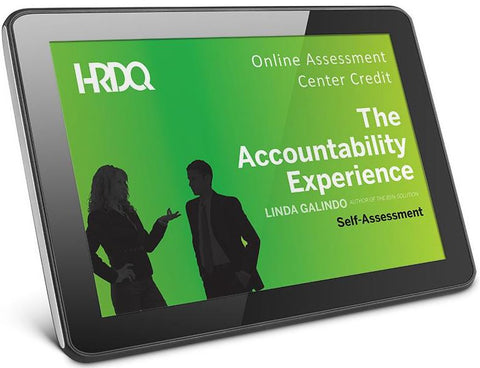 The Accountability Experience Self Assessment Online