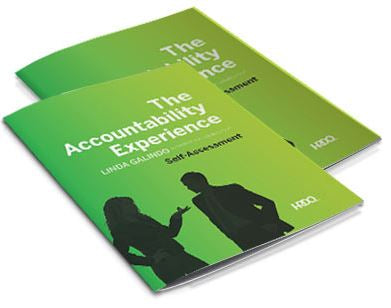 The Accountability Experience - Self Assessment