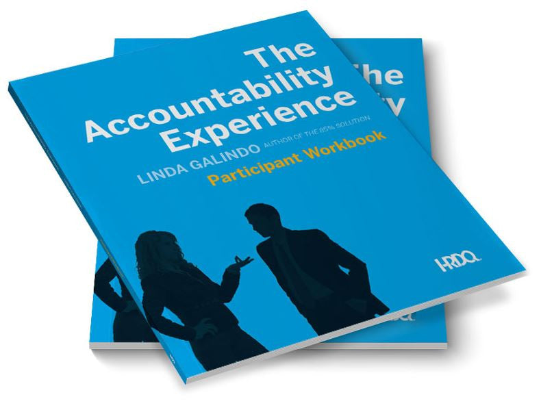 The Accountability Experience Workbook
