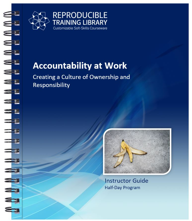 Accountability at Work Classroom