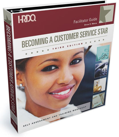 Becoming a Customer Service Star - Facilitator Guide