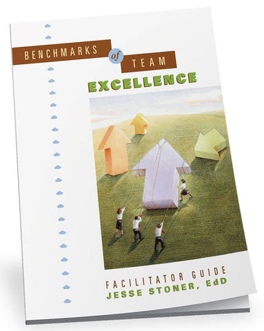 Benchmark of Team Excellence Facilitator Guide Cover