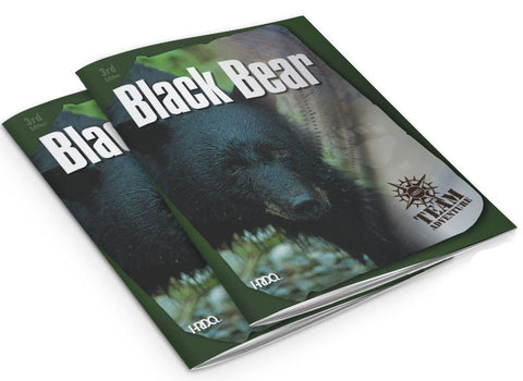 Black Bear Participant Guide Cover Image