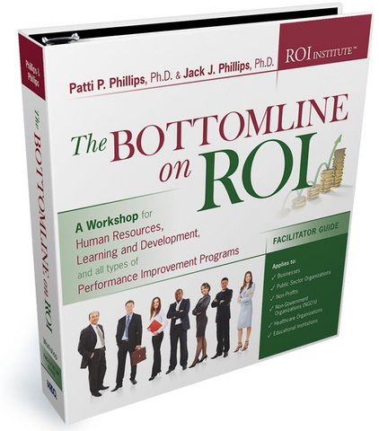 The Bottom line on ROI Workshop - Facilitator Set