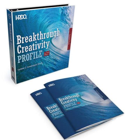 Breakthrough Creativity Facilitator Set Cover Image