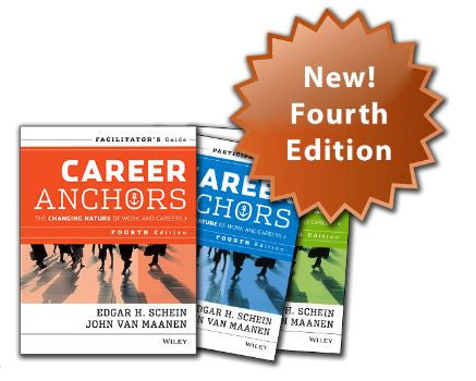Career Anchors, 4th Edition - Participant Workbook