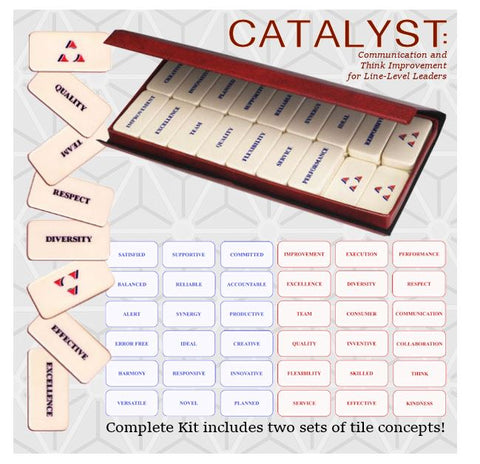 Catalyst Complete Kit