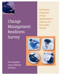 Change Management Readiness Survey